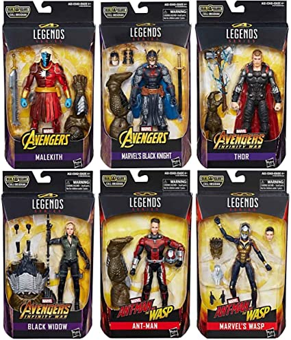 Avengers Wave 2 Marvel Legends Series 6 inch Thor