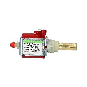 9b6d925bd93b49 Pompe à eau Ulka EX5 210-230V pour cafetière Saeco 996530007753 12000140