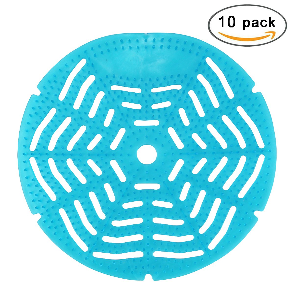 DDG EDMMS 10 packs of urine air freshener splash protector each urine smell vanilla blue