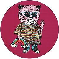 Maxwell & Williams Mulga The Artist Ceramic Round Coaster 10.5cm Cat