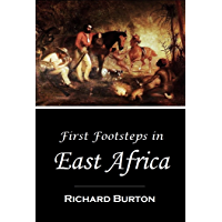 First Footsteps in East Africa or, An Exploration of Harar [Illustrated]  (1856)