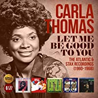 Let Me Be Good To You: The Atlantic & Stax Recordings (1960-1968) (4Cd/Clamshell Box)