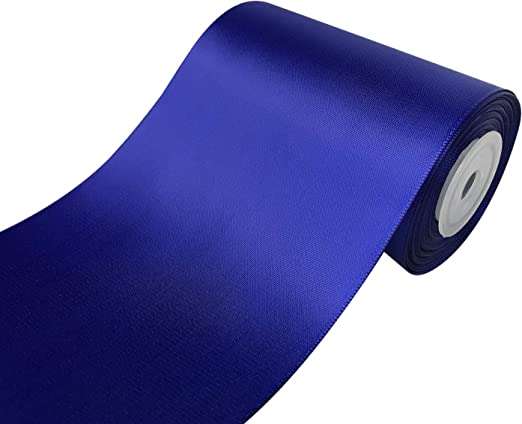 Double Faced Satin Ribbon 10 Yards 4-Inch