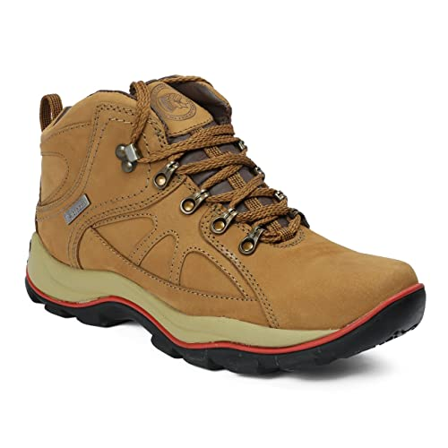 d9ca8398e7 Red Chief Rust Men s Outdoor Casual Leather Shoes (Rc2031 022) Size ...