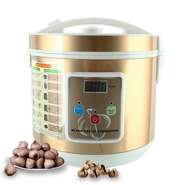Homend 5L Black Garlic Automatic Fermenter, Black Garlic Ferment Box, Garlic Maker Recycle, Intelligent Fermentation Machine, Health Food Maker, Home/Kitchen Utensil by Homend (Image #1)