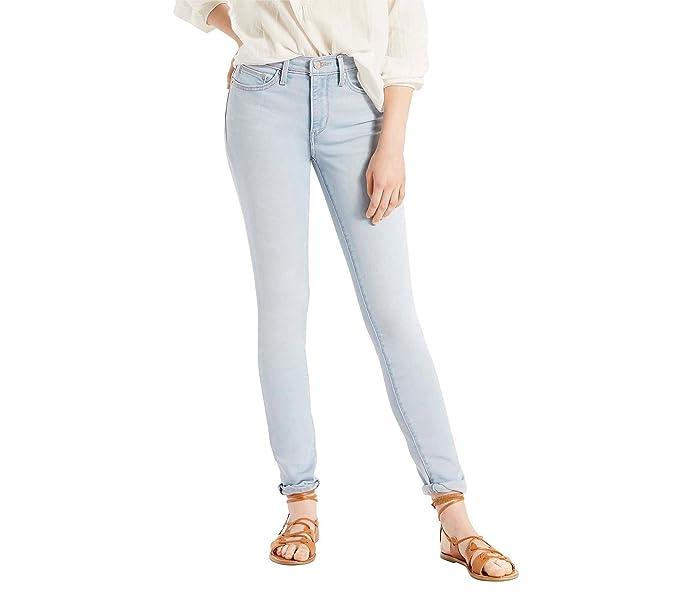 Amazon.com: Levis Slimming vaqueros ajustados de tobillo ...