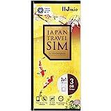 IIJ Japan Travel SIM for unlocked phone 3GB(nano/micro/標準SIMマルチ対応) IM-B232