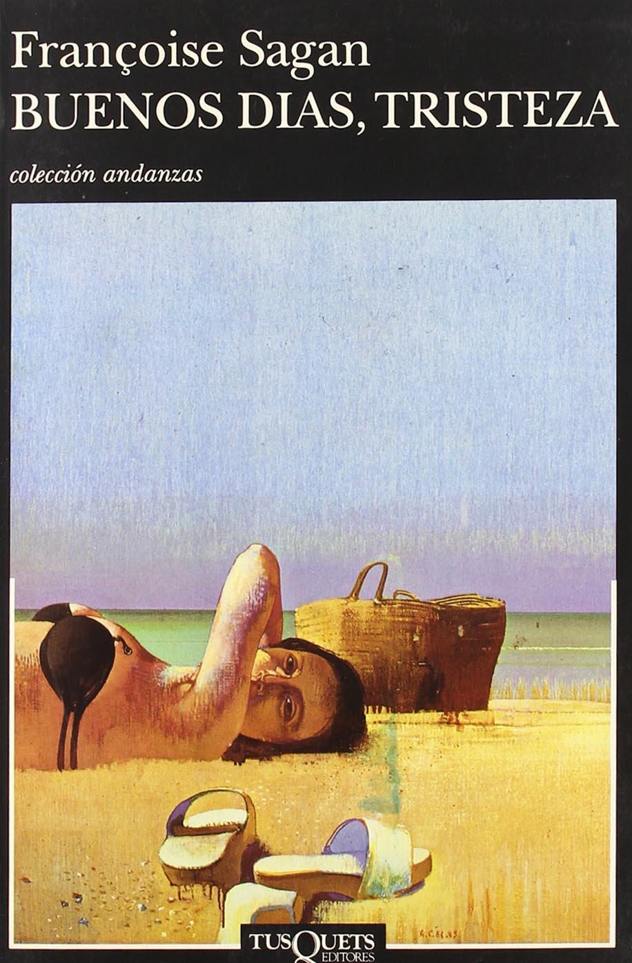 Buenos días tristeza - Novelas sobre el verano