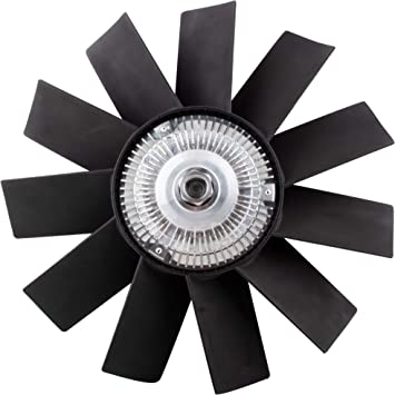 Engine Cooling Fan Blade URO Parts REPLACES BMW OEM# 11521712058