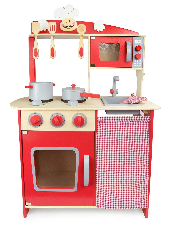 kinderküche rot - Leomark Spielküche