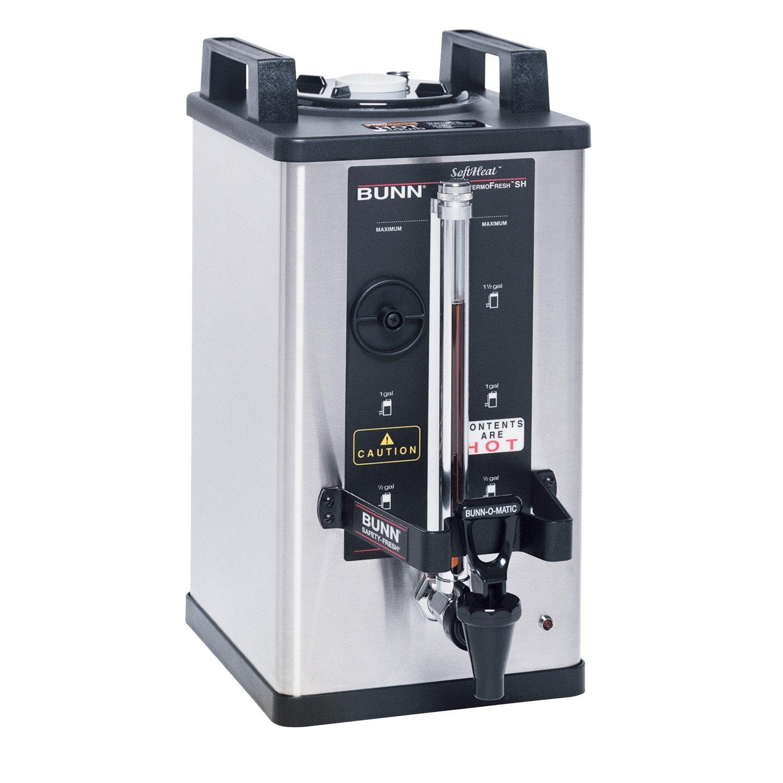 Amazon.com: Bunn 27850.0001 Soft Heat 1.5 Gallon Stainless Steel Coffee  Server: Drip Coffeemakers: Kitchen & Dining