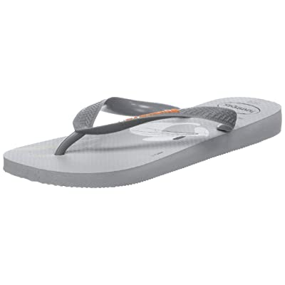 Amazon.com | Havaianas Women's Looney Tunes Rubber Flip Flop Ice Grey | Flip-Flops