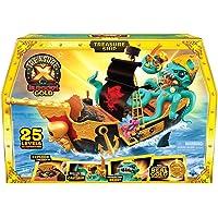 Treasure X 41579 Sunken Gold Treasure Ship Playset