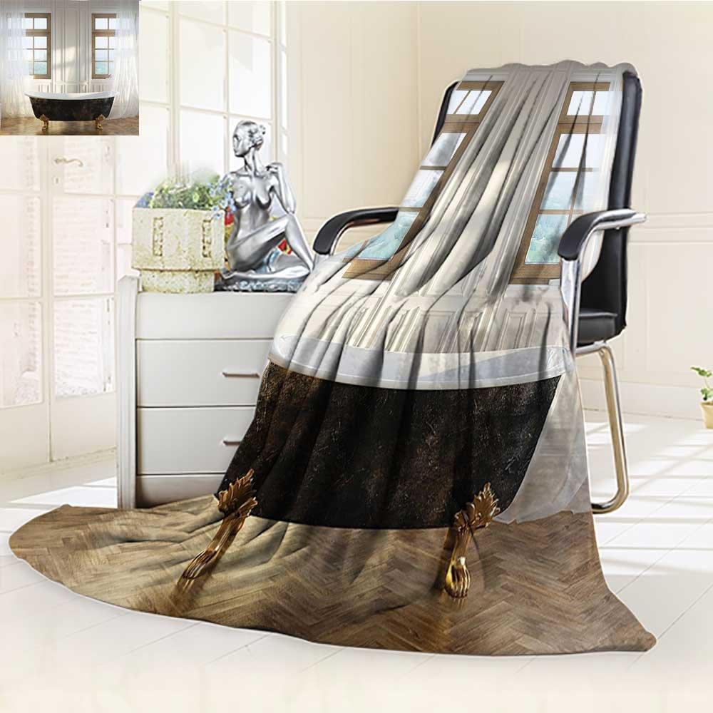 Throw Blanket Morocconタイル大理石印刷壁ブラック暖かいマイクロファイバーすべてシーズン毛布ベッドやソファ 51