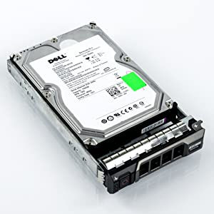 "Dell CP464 1TB 7.2K 3GBps 3.5"" Nearline SAS Hard Drive in Poweredge R Series Tray"
