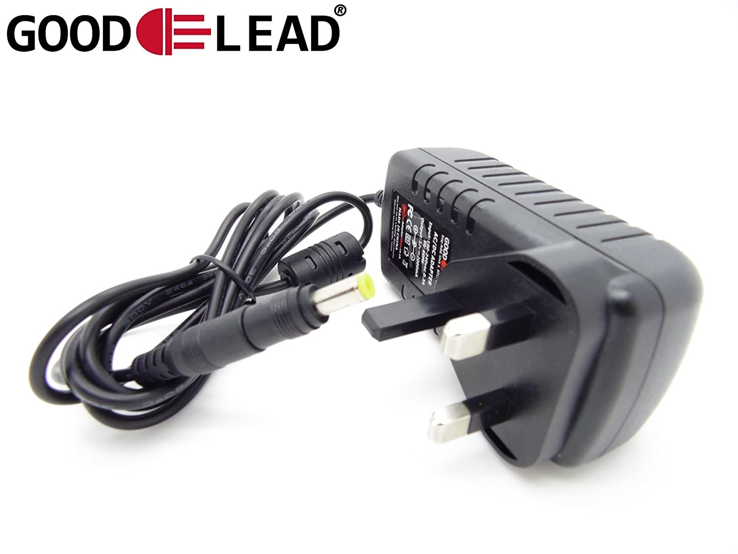 GOOD LEAD Yamaha PA 130A Compatible Part 12V UK Home Power Supply Adapter Plug UK SELLER