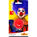 Smiffys Nez De Clown Rouge En Mousse