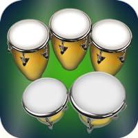 Bongo Conga Drum Band (Ad Free)