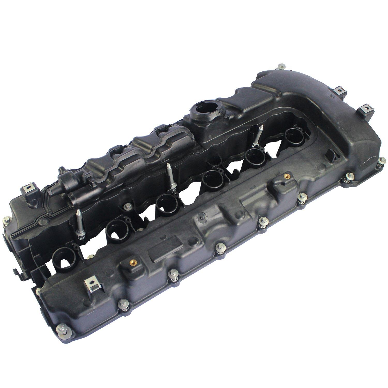 Amazon.com: JDMSPEED New Engine Valve Cover 11127565284 for BMW 135I 335I 535I Z4 X6 Turbo Valve Cover: Automotive