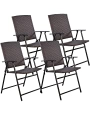 Patio Dining Chairs Amazon Com