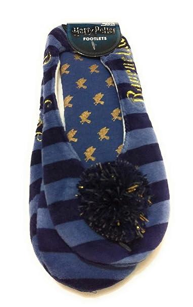 5 /& 6 2 Harry Potter Girls Hogwarts Cosy Slippers UK Sizes 13 1 4 3