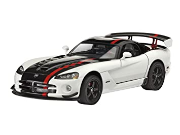 Revell 07079 dodge viper srt 10 acr model kit amazon toys revell 07079 dodge viper srt 10 acr model kit publicscrutiny Choice Image