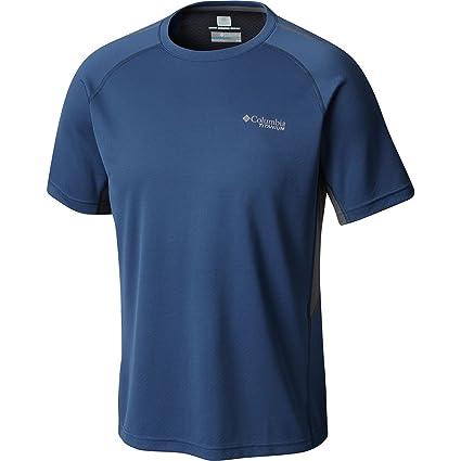 69b24079 Amazon.com: Columbia Titan Trail Short Sleeve Shirt - Men's: Sports ...