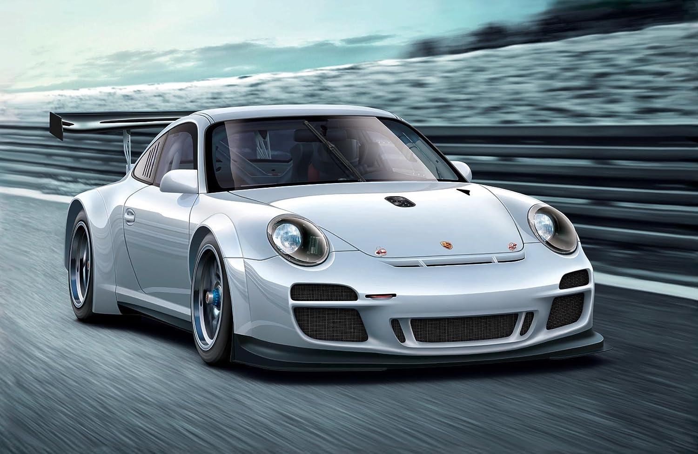 1//24 Porsche 911 GT3R Model Car