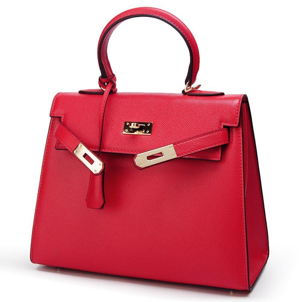 MACTON cuir femme épaule de sac à main sac Messenger multi-usages MC-8030 (Bleu clair) mblox4