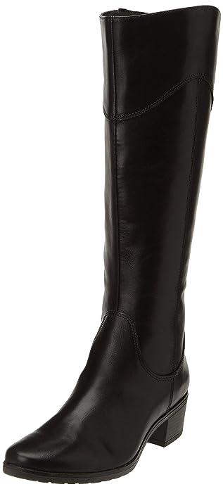 d52b756384c97f CAPRICE Valentina B 1, Bottes Femme - Noir (Black Antic), 36 EU ...
