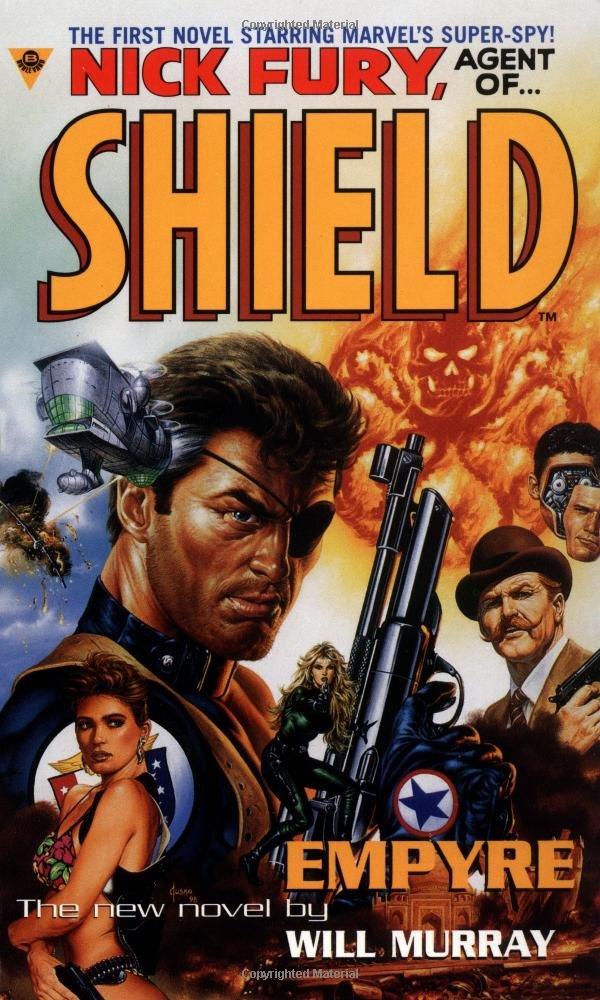 Download Nick Fury, Agent of Shield: Empyre pdf epub