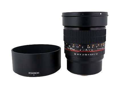 Review Rokinon 85M-MFT 85mm F1.4