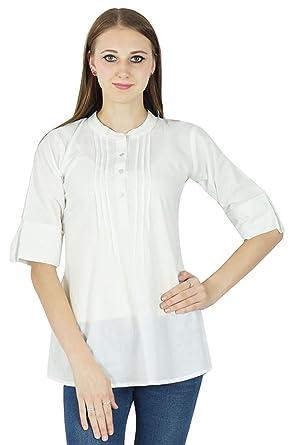 Boho Oben Sundress Baumwollabnutzung Sommerkleidung Kleid Frauen Casual  Tunika: Amazon.de: Bekleidung