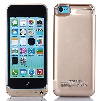 Banath iPhone SE 5SE 5 5S 4200mAh Funda Bateria, Carcasa ...