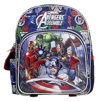 Marvel Avengers Age Of Ultron 16 Large School Backpack-Thunder Strike