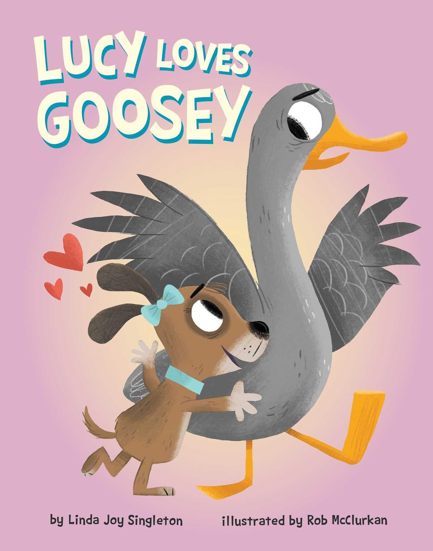 Read Online Lucy Loves Goosey ebook