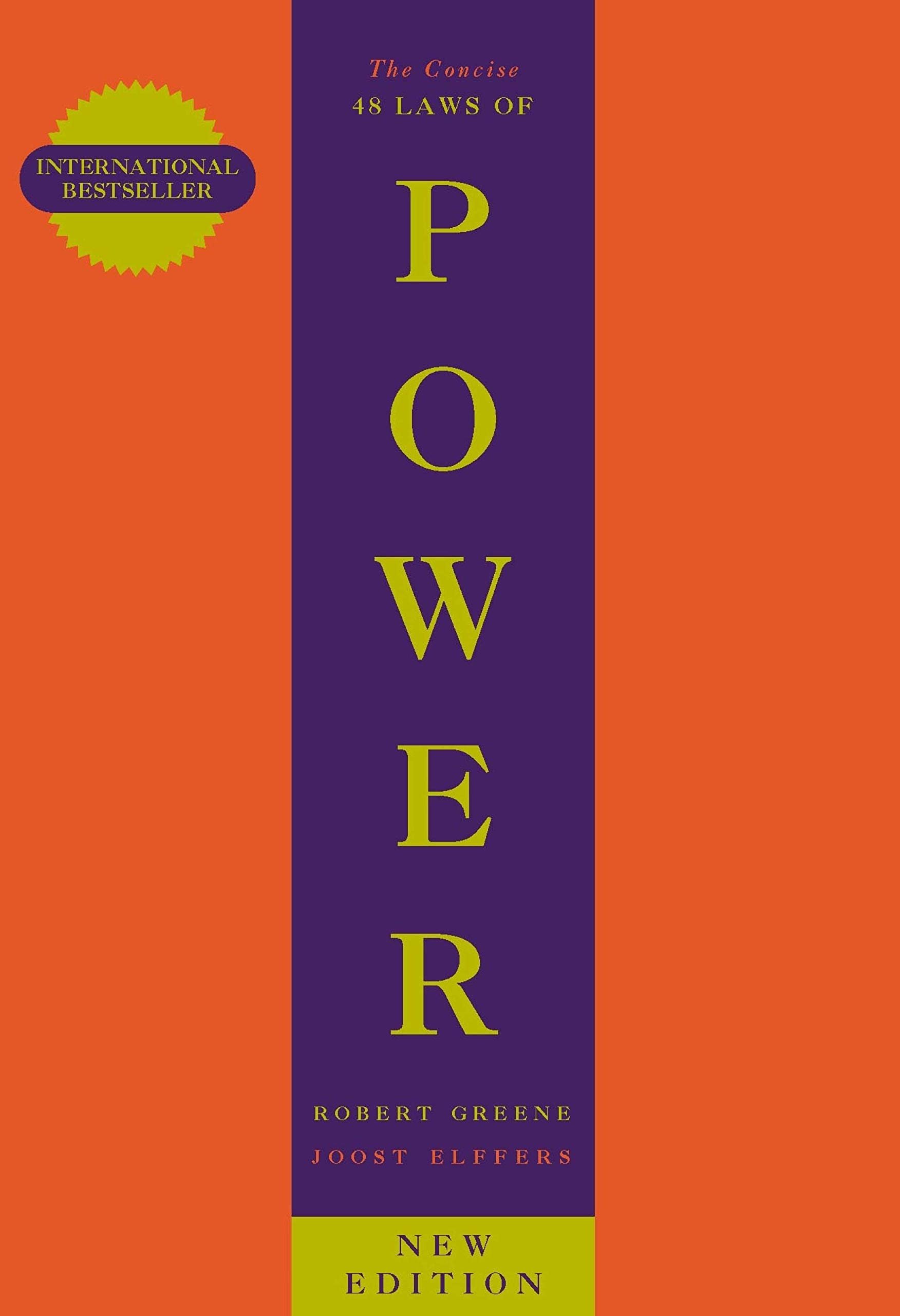 WeTheBlueprint - Robert Greene '48 Laws of Power' Book Cover - 13'' x 19'' - Luxury Art Print