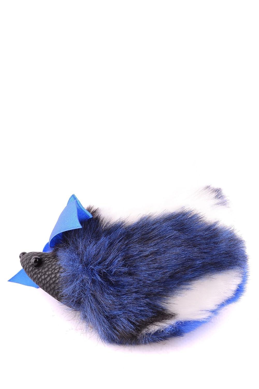 LIU JO WOMEN'S MCBI191199O BLUE POLYESTER KEY CHAIN