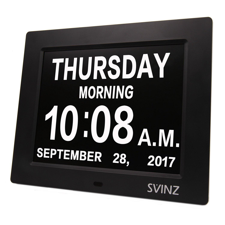 SVINZ Alarm Clock