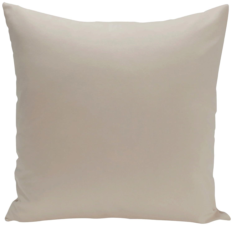 E by design Decorative Pillow Oatmeal