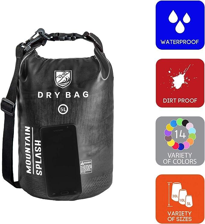 4x Waterproof 5L First Aid Kit Dry Bag Travel Hiking Sport Storage Dry Sack