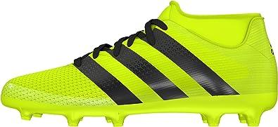 adidas Ace 16.3 Primemesh FGAG JJ, Chaussures de Foot garçon