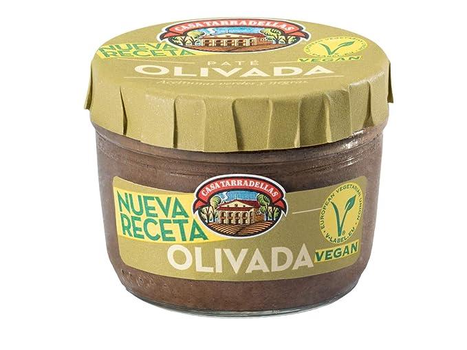 Casa Tarradellas Paté Olivada - 125 gr: Amazon.es: Alimentación y ...
