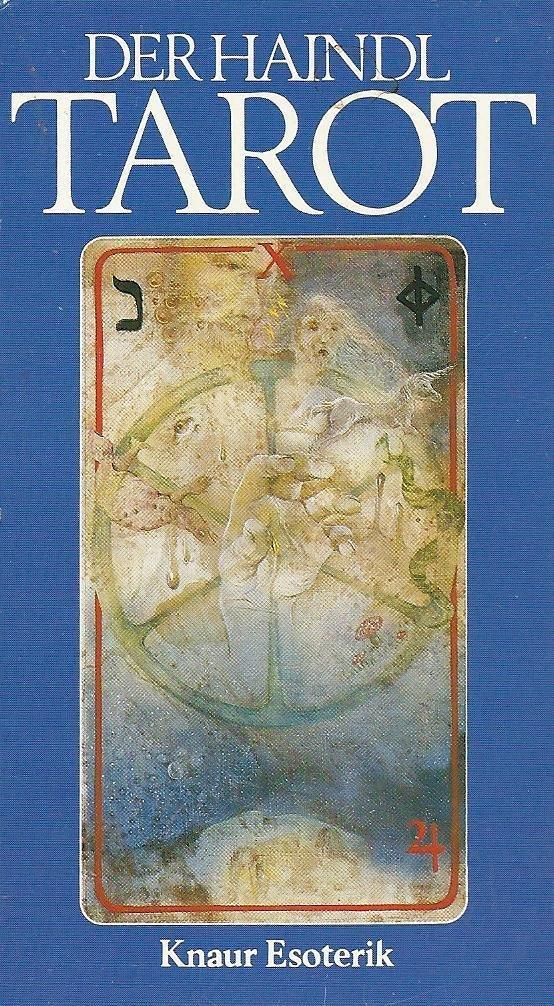 Der Haindl Tarot. Kartenspiel. (Knaur Esoterik)