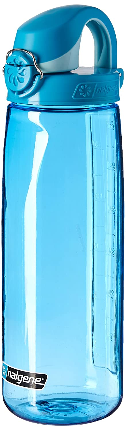 e1c6f31b18 Amazon.com : Nalgene Tritan On The Fly Water Bottle, Blue, 24Oz : Sports &  Outdoors