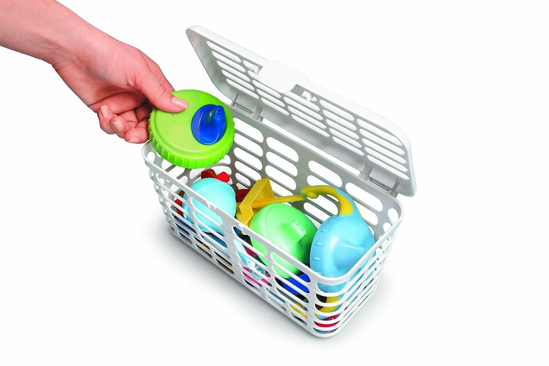 contains Infant /& Toddler Baskets Prince Lionheart Dishwasher Basket Combo Pack
