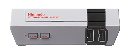 Amazon Com Nintendo Entertainment System Nes Classic Edition Video Games
