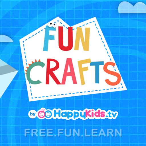 Fun Crafts by HappyKids.tv ()