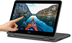 "Dell Inspiron 11 3185 2-in-1 Laptop, 11.6"" Touch Screen, AMD A9, 4GB Memory, 500GB Hard Drive, Windows 10 Home"