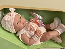 Doll does come with bottle and pacifier!